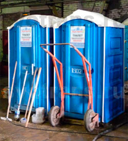 Санитарная обработка ичистка туалетных кабин биотуалетов